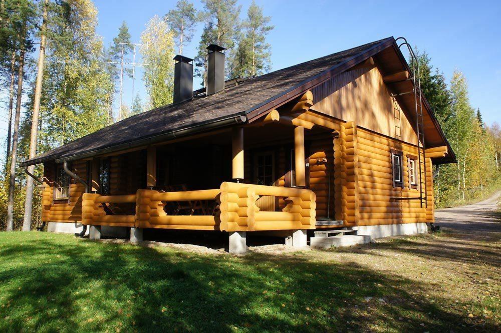 Karhunpesä cottage mökki