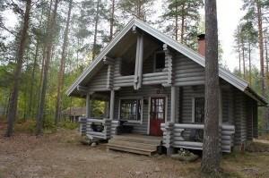 Vuorilahti cottage mökki