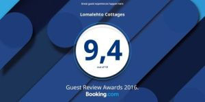 Booking.com award palkinto