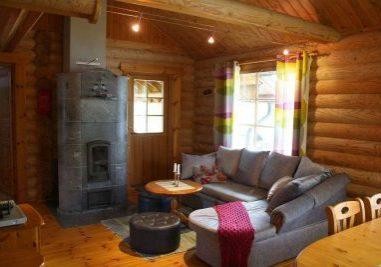 karhunpesa livingroom olohuone